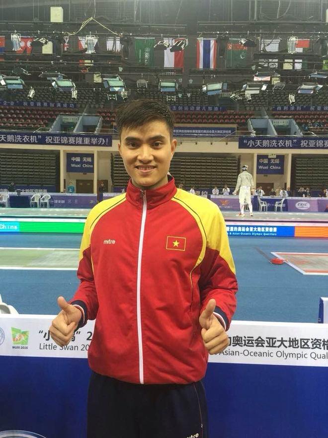 Dau kiem Viet Nam gianh 2 ve du Olympic 2016 hinh anh 3