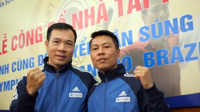 Treo thuong 2,2 ty dong cho xa thu VN gianh HCV Olympic hinh anh 1