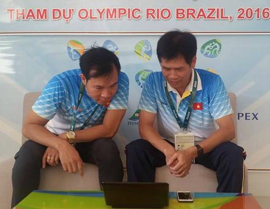 Hoang Xuan Vinh: 'HCV Olympic khong phai diem dung cua toi' hinh anh 7