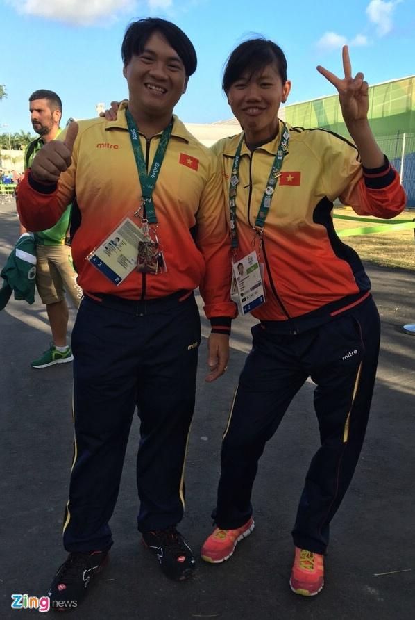 Co mot Anh Vien sieu quay o Olympic Rio hinh anh 3
