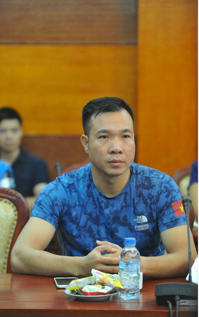 Hoang Xuan Vinh khong du giai DNA 2016 anh 2