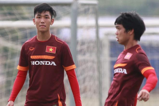 VFF ket hop 2 lua U19 lam nong cot U22 Viet Nam hinh anh