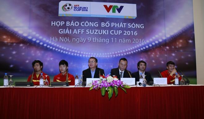 VTV so huu ban quyen truyen hinh AFF Cup 2016 hinh anh 2