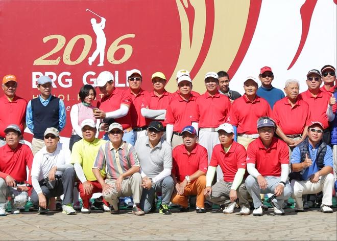 Gan 260 golfer du giai Hanoi Festival 2016 hinh anh