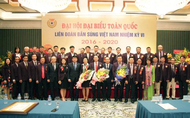 Dai hoi Lien doan Ban sung Viet Nam anh 2