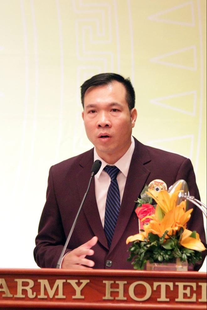 Dai hoi Lien doan Ban sung Viet Nam anh 1