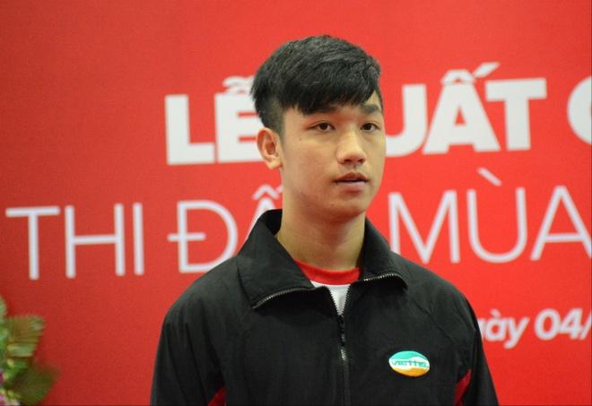 CLB Viettel san sang nhuong Trong Dai cho U20 Viet Nam hinh anh 1