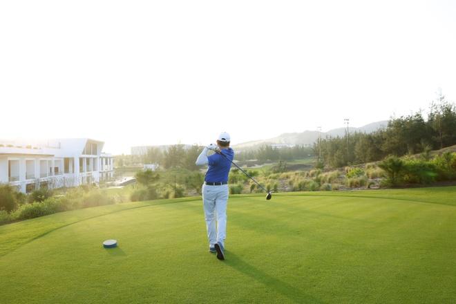 1.500 golfer tranh tai o giai dau tai Quy Nhon hinh anh 1