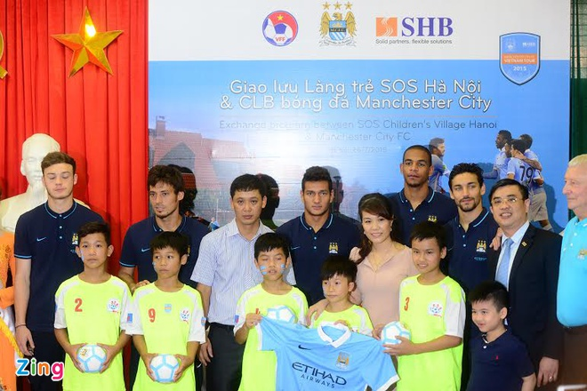 Manchester City khoi dong chuong trinh dao tao tai Viet Nam hinh anh 2