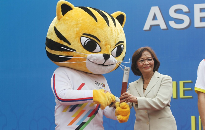 Hoang Xuan Vinh chay huong ung SEA Games 29 hinh anh 5