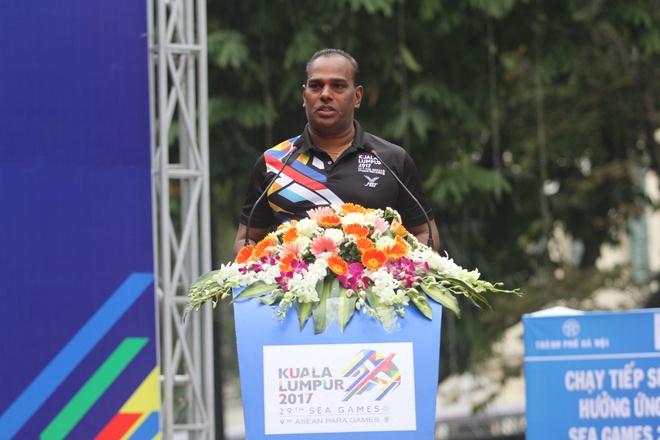 Hoang Xuan Vinh chay huong ung SEA Games 29 hinh anh 7