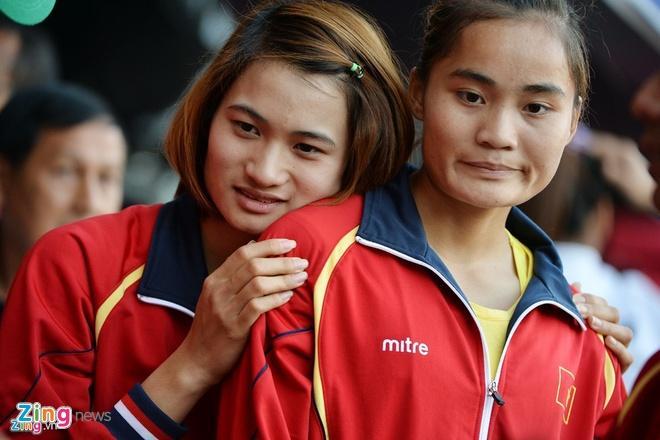 Quach Thi Lan nham HCV SEA Games 29 anh 1