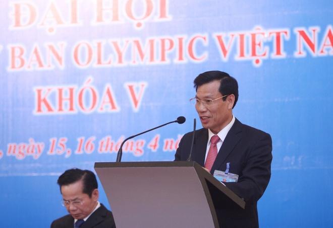 Bo truong Nguyen Ngoc Thien lam chu tich Uy ban Olympic Viet Nam hinh anh 2