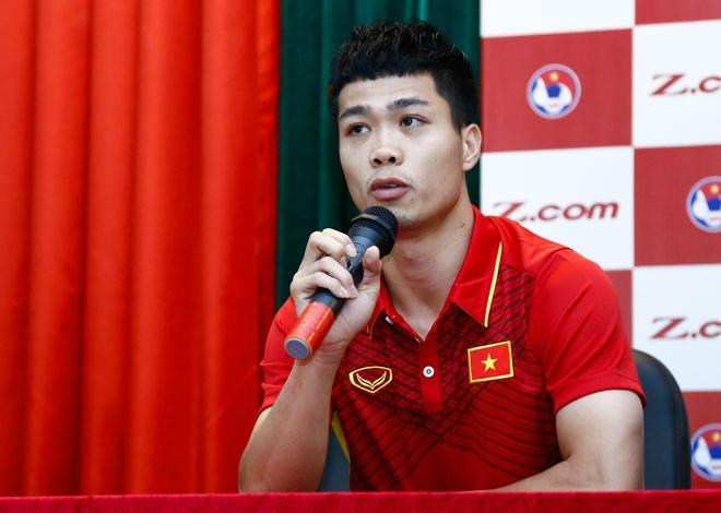 Cong Phuong vo ra nhieu bai hoc tu tran thua U20 Argentina hinh anh 1