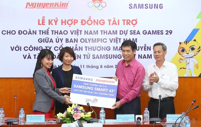 VDV gianh HCV SEA Games 29 duoc thuong hon 70 trieu dong hinh anh 1