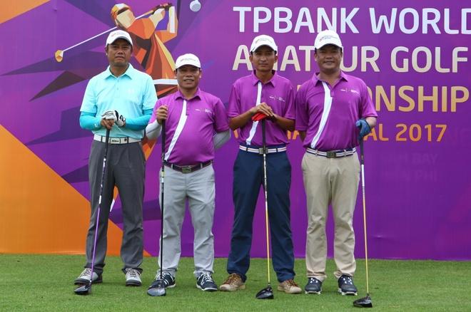 Xac dinh 5 golfer du VCK giai golf khong chuyen the gioi 2017 hinh anh 2