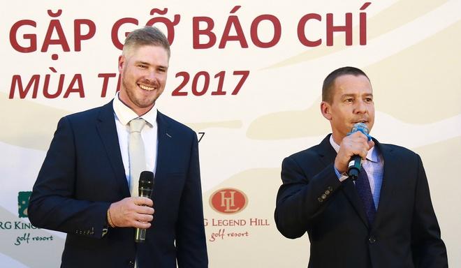 Ha Noi Golf Festival 2017 anh 1