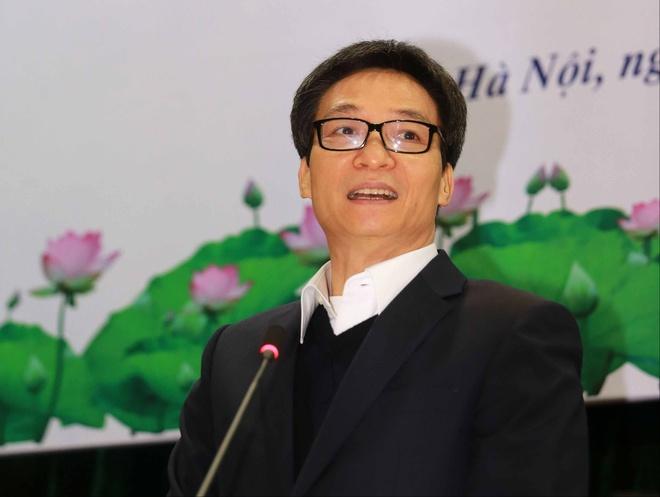 Pho thu tuong Vu Duc Dam: 'Bong da con vo vai, chia diem nhau khong?' hinh anh