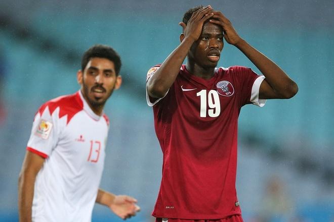 'Phai khoa chat mui nhon Almoez Ali cua Qatar' hinh anh 1