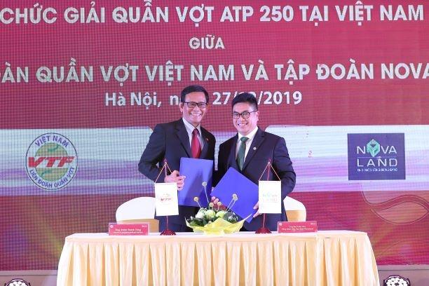 Tennis Viet Nam dat muc tieu gianh 3 HCV o SEA Games 31 hinh anh 1 A97I3429.JPG