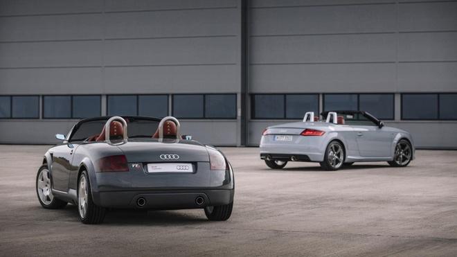 Audi TT '20 Years Edition' gioi han 999 chiec, ban ra dau 2019 hinh anh 3