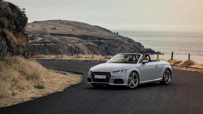 Audi TT '20 Years Edition' gioi han 999 chiec, ban ra dau 2019 hinh anh 4