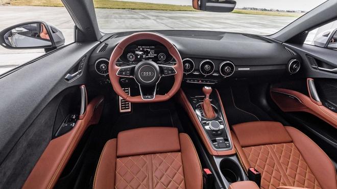 Audi TT '20 Years Edition' gioi han 999 chiec, ban ra dau 2019 hinh anh 5