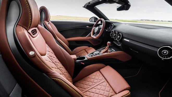 Audi TT '20 Years Edition' gioi han 999 chiec, ban ra dau 2019 hinh anh 6