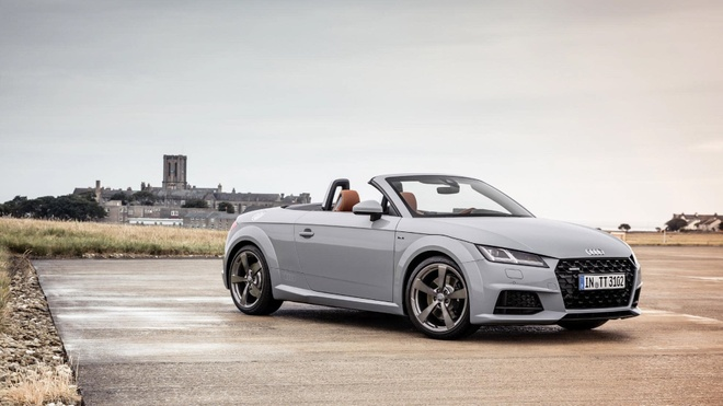 Audi TT '20 Years Edition' gioi han 999 chiec, ban ra dau 2019 hinh anh 7
