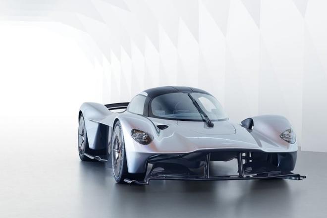 Aston Martin Valkyrie dung dong co V12, manh 1.000 ma luc hinh anh