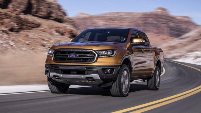 Ford sap ra mat xe ban tai nho hon Ranger hinh anh