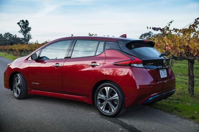 Nissan se mang mot mau xe hoan toan moi toi CES 2019 hinh anh 1