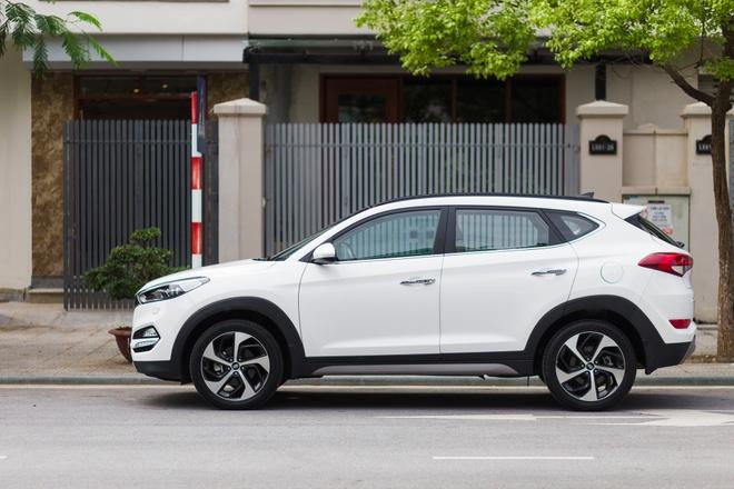 800-900 trieu dong, nen mua Honda HR-V hay Hyundai Tucson? hinh anh