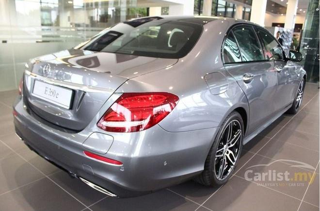 Mercedes-Benz E-Class dong co moi sap ra mat VN hinh anh 2