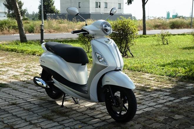 Danh gia Yamaha Grande Hybrid - ban nang cap thuc dung cho phai dep hinh anh