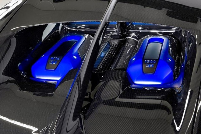 Chiec Bugatti Chiron Sport dau tien da chao doi hinh anh 2