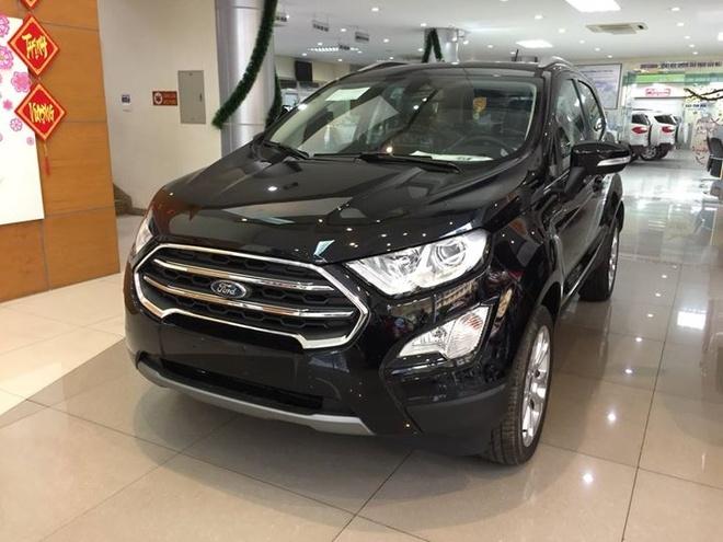 Ford EcoSport giam manh 40 trieu dong sau Tet hinh anh 1