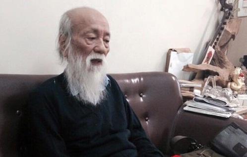 PGS Van Nhu Cuong khoi benh ung thu co phai nho Dong y? hinh anh