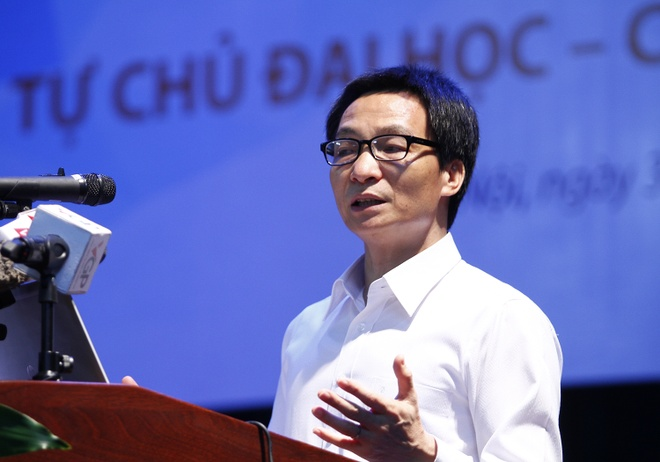 Pho thu tuong: Doi moi dai hoc kho hon doi moi doanh nghiep hinh anh