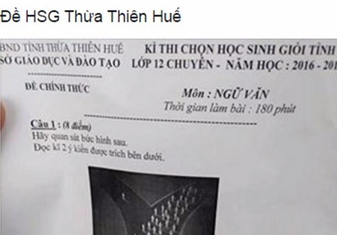 De Van thi hoc sinh gioi 'Viet la tu giet minh' hinh anh
