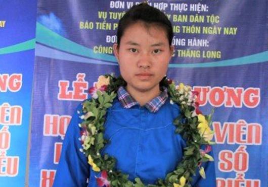 Bo GD&DT de nghi DH Luat tiep nhan nu sinh dat 27,5 diem hinh anh