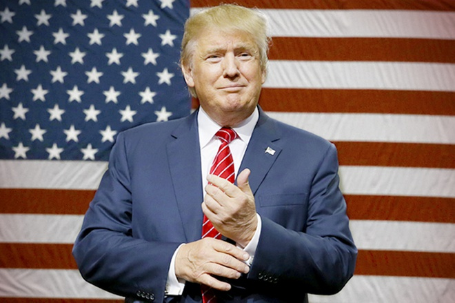 Donald Trump se thuong mai hoa giao duc? hinh anh 1