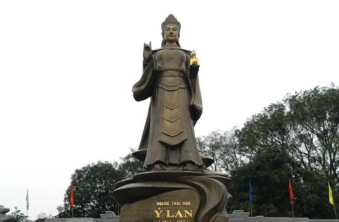 Nguyen phi Y Lan giup vua Ly Thanh Tong tri nuoc hinh anh 1