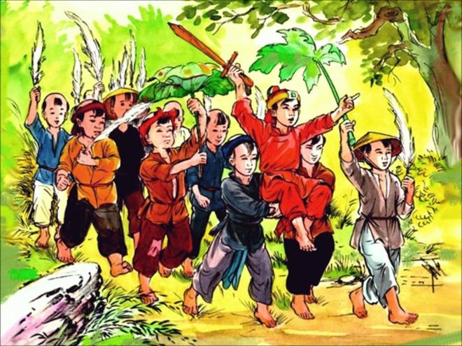 Trac nghiem: Danh nhan tuoi Dau nao lap nuoc Dai Co Viet? hinh anh 1