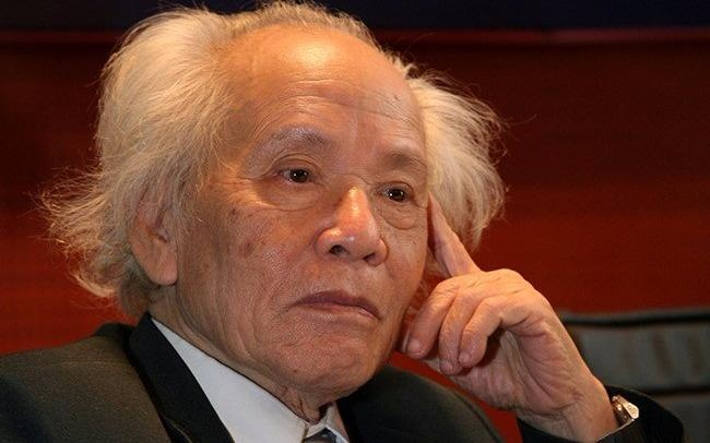 'Tu tru su Viet' - GS Dinh Xuan Lam qua doi o tuoi 92 hinh anh