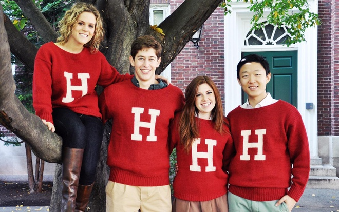DH Harvard: 'Co may' san xuat ty phu cua the gioi hinh anh
