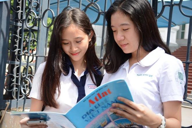 Ban hanh quy che thi THPT quoc gia 2017: Khong bo diem san hinh anh 1
