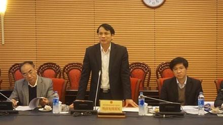 Bo GD&DT 'hua' giam 54 lanh dao cap phong hinh anh 1