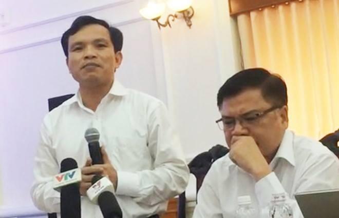 Ong Mai Van Trinh noi ve bai thi to hop THPT quoc gia 2017 hinh anh