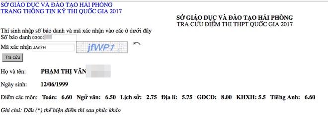 Bo GD&DT cong bo diem thi THPT quoc gia cua 63 tinh thanh hinh anh 2